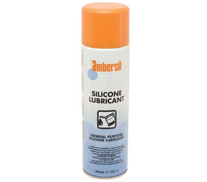 Ambersil Silicon Lubricant, 500ml