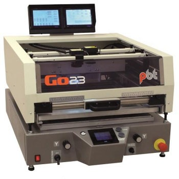 Premier Go23 Semi-Auto Screen Printer