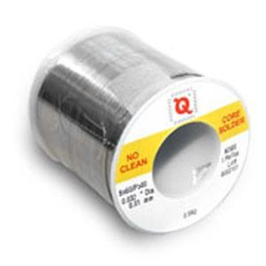 Qualitek Solder Wire, NC600, Tin/Lead/Silver 62/36/02
