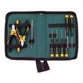 Wiha electronic assembling kit, 9 pcs
