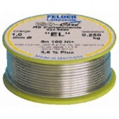 Solder Wire, Felder ISO-Core Lead Free SAC387 250g Reel