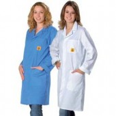 ESD Lab Coat, Cotton