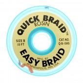 Quick Braid, Rosin, Easybraid