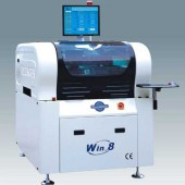 Folungwin Win8 Fully Automatic Inline Screen Printer