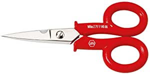 Professional VDE Cable Shears