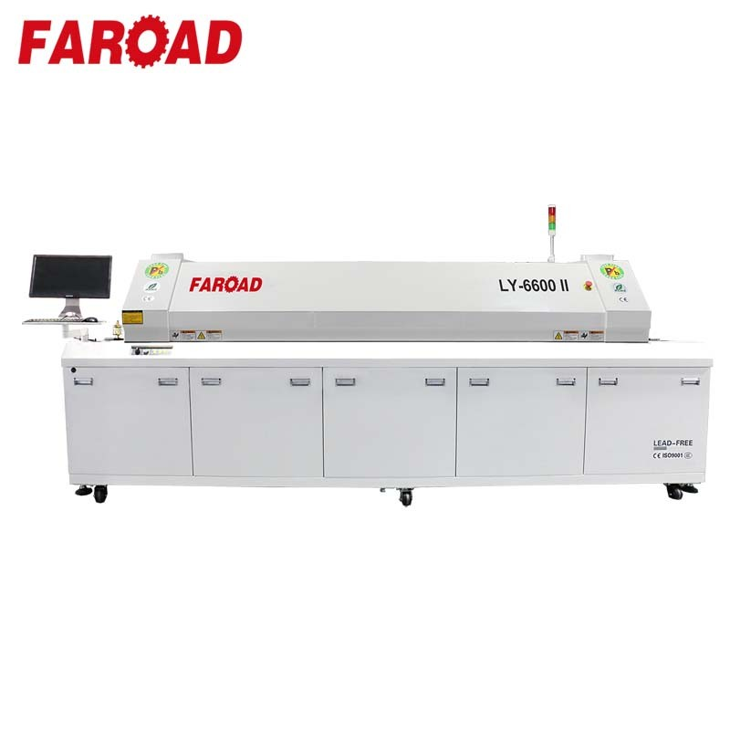 Faroad Convection Reflow Oven, LY-6600-II, 6 Zone