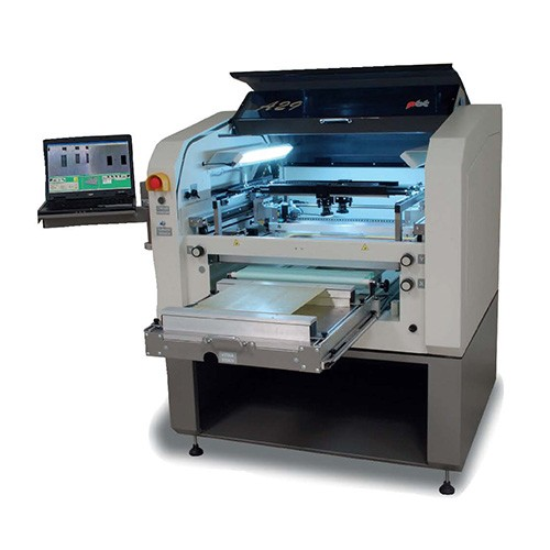 Premier A29 Semi-Auto Screen Printer