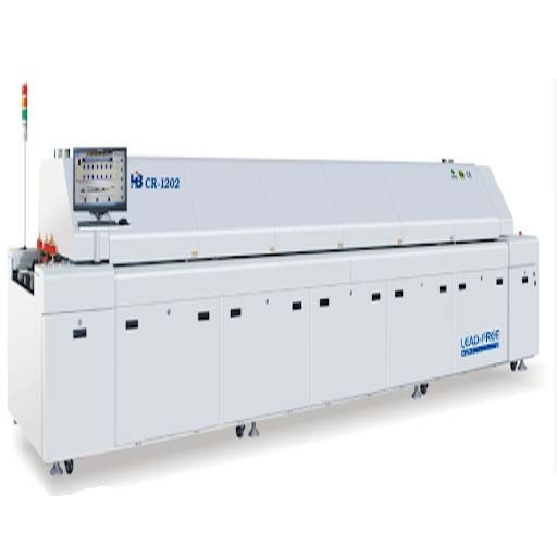 HB Convection Reflow Oven, CR1-6000, 6 Zone
