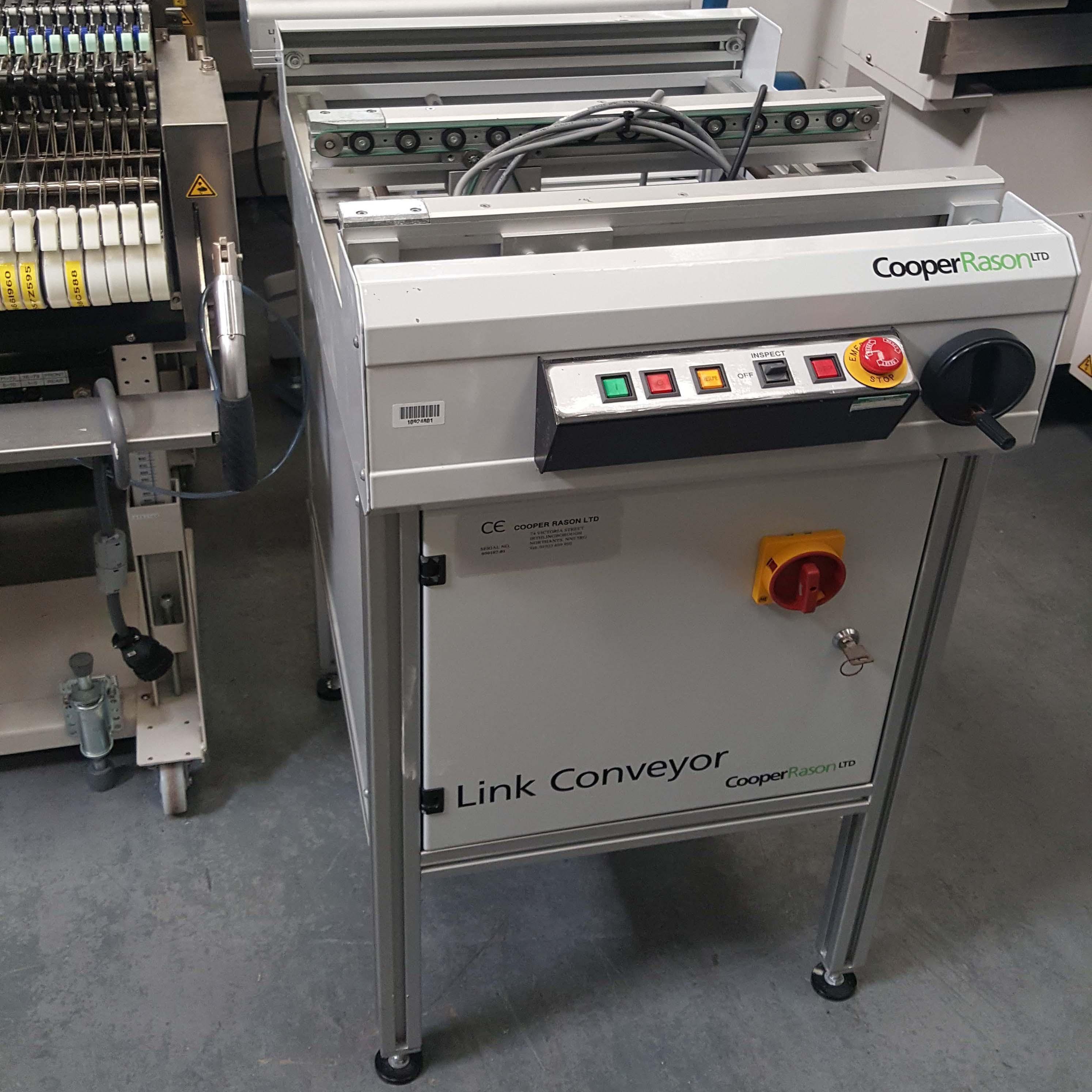 Cooper Rason 0.5M Conveyor