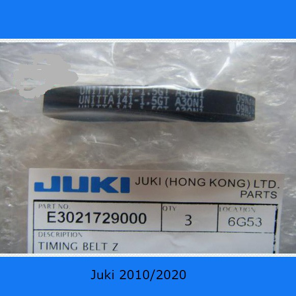 Juki Timing Belt Z