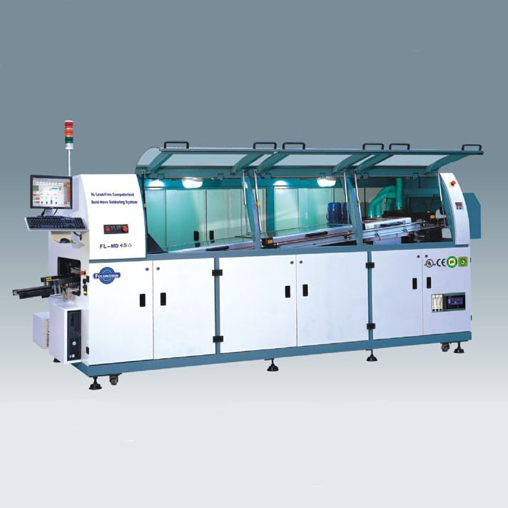 Folungwin MD450 Lead Free Wave Solder Machine