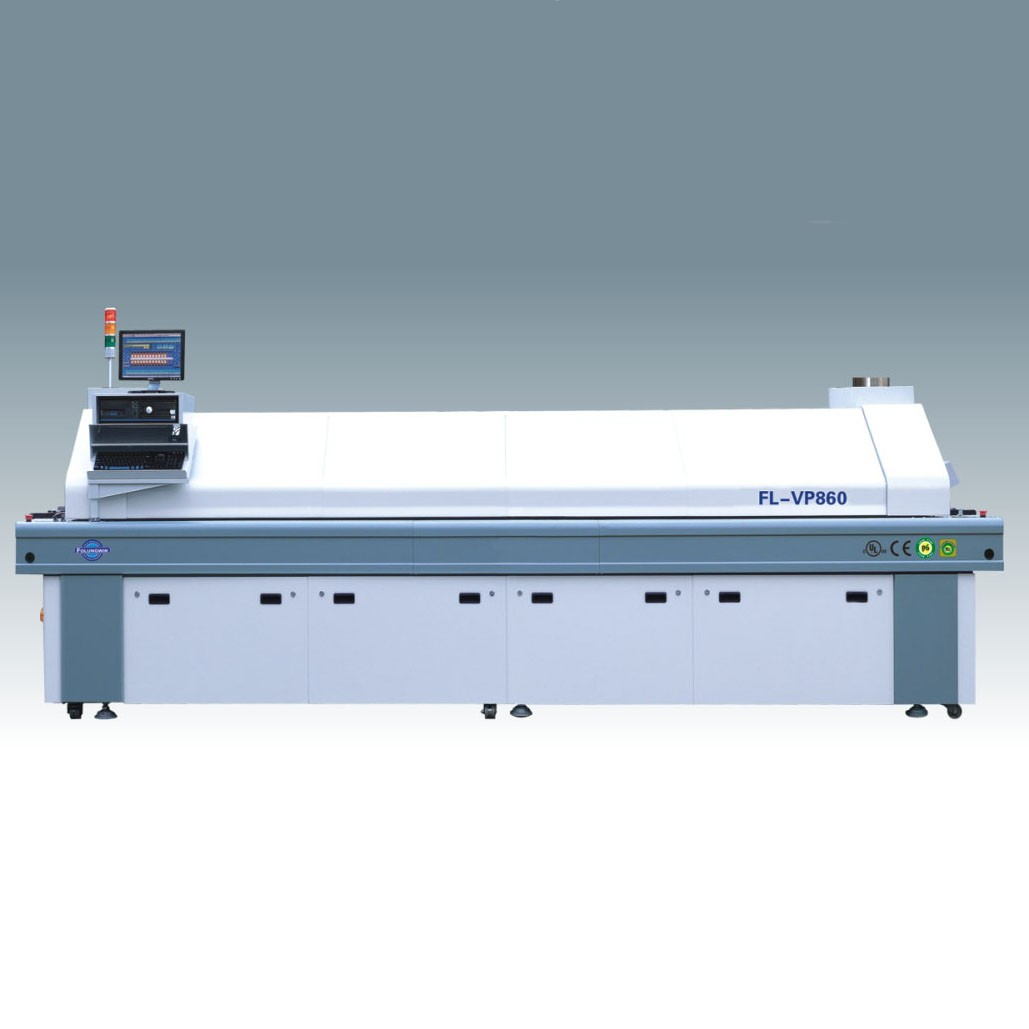 Folungwin Convection Reflow Oven, VP-860, 8 Zone