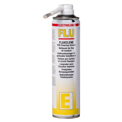 Electrolube, Fluxclene Flux Remover with Brush