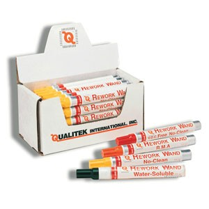 Qualitek Flux Pen, Water Soluble
