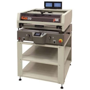 Premier Go29 Semi-Auto Screen Printer