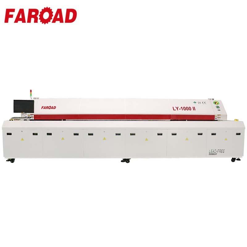 Faroad Convection Reflow Oven, VP-1060, 10 Zone
