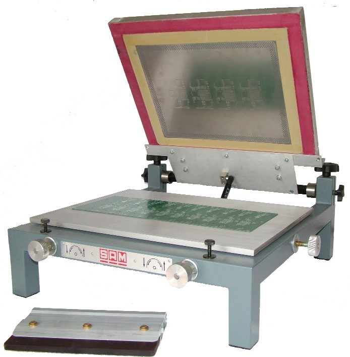 SAM Manual Screen Printer 1515
