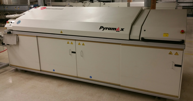 BTU Pyramax 98