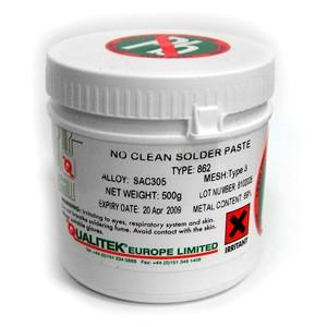 Solder Paste, Q-863, Lead Free SAC305