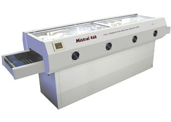 Convection, conveyor reflow oven R460