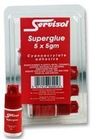 Servisol, Superglue 5g