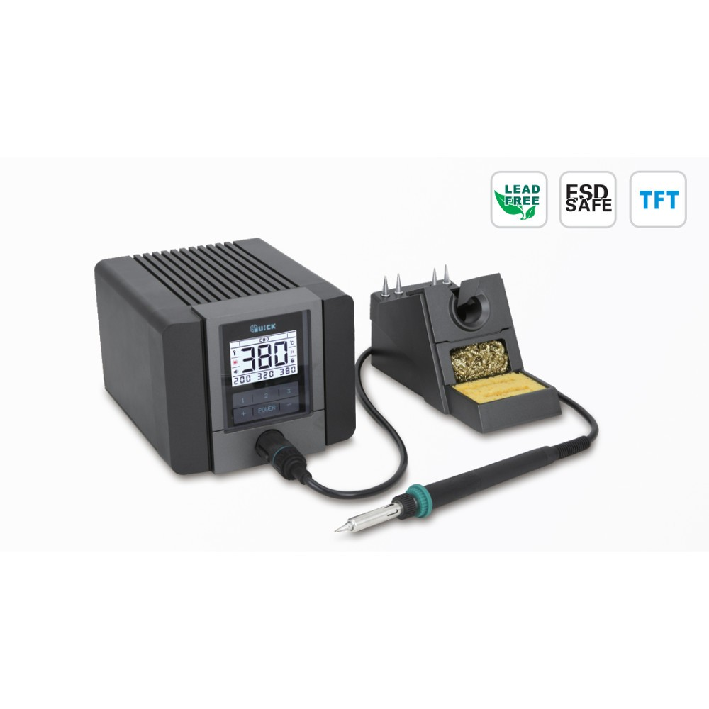 QUICK TS-2200ESD Soldering station