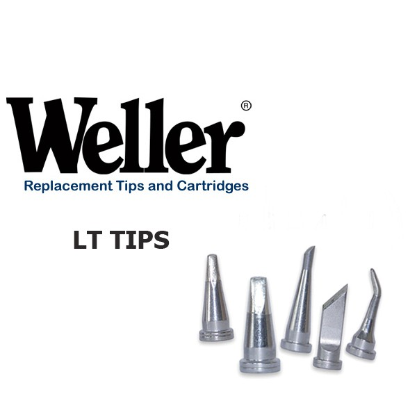 Weller Replacement LT Tips