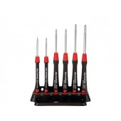 PicoFinish Screwdriver Set, Ball End Hex, 6pcs