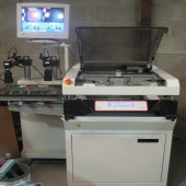SMTECH 100MV Semi Auto Screen Printer