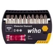 XSelector Diamond Screwdriver Bit Set, 11pcs