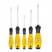 ESD screwdriver set, 5 pcs