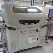 MPM Accuflex Automatic Inline Screen Printer