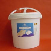 Powerwash Wipes Bucket 150