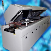 HB Convection Reflow Oven, CR1-1002, 10 Zone