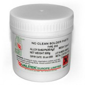 Qualitek Solder Paste, Q-775-2, Water Soluble Tin/Lead Sn62